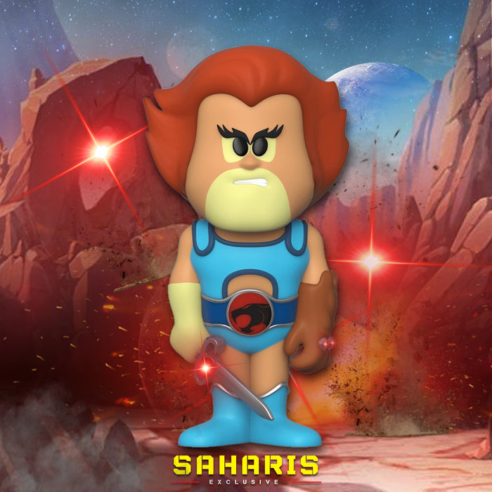 FUNKO SODA TV LION-O EXCLUSIVO SAHARIS