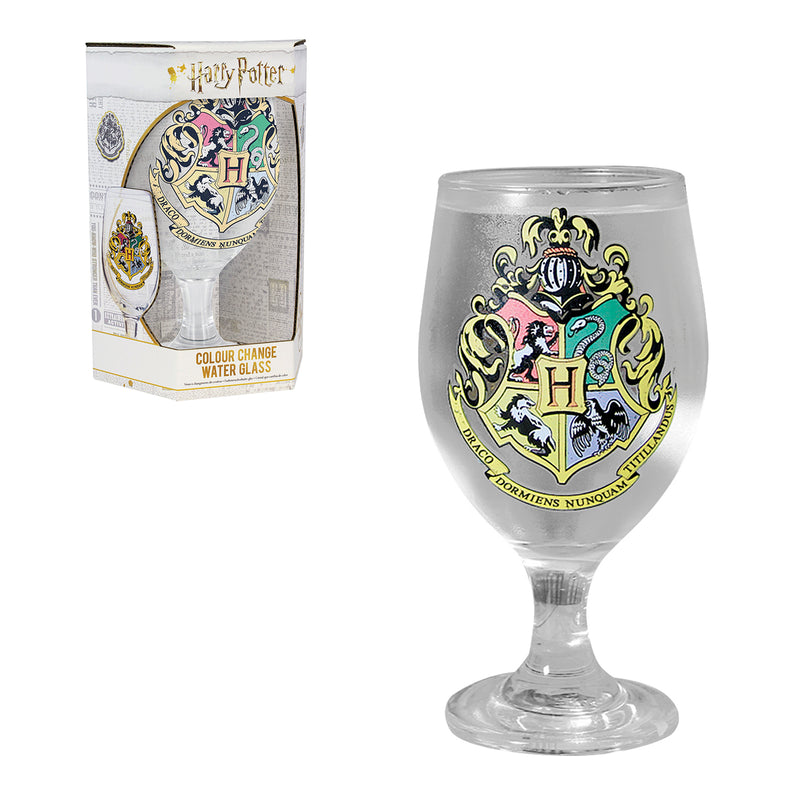 PALADONE MOVIES HARRY POTTER COLOUR CHANGE WATER GLASS