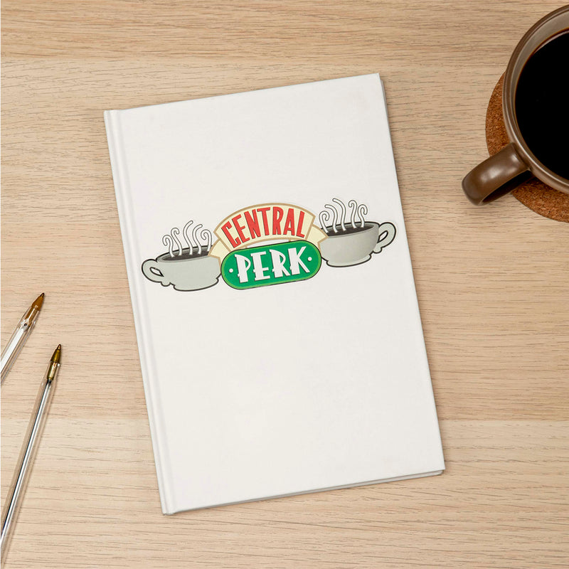 PALADONE TV FRIENDS CENTRAL PERK HARDBACK NOTEBOOK