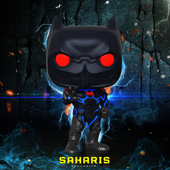 FUNKO POP DC BATMAN MURDER MACHINE 360 EXCLUSIVO SAHARIS