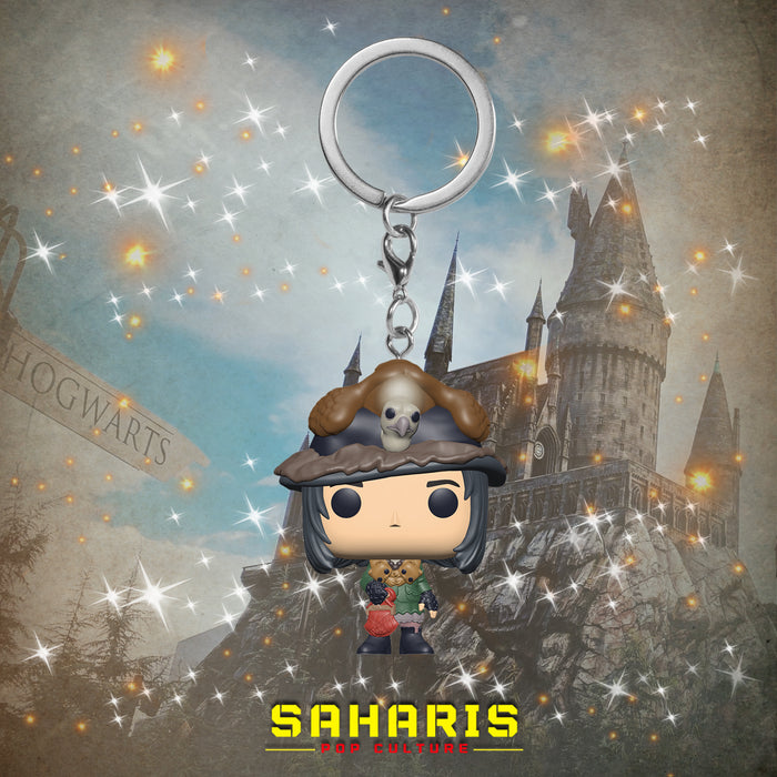 FUNKO KEYCHAIN MOVIES HARRY POTTER BOGGART AS SNAPE