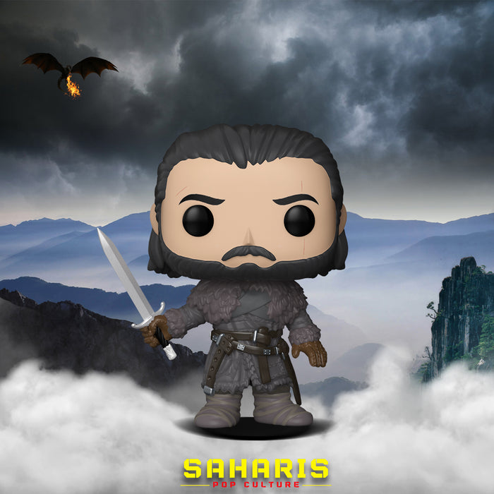 FUNKO POP TV GAME OF THRONES JON SNOW 61
