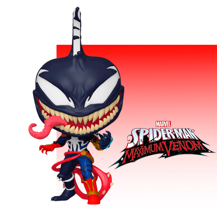 FUNKO POP MARVEL SPIDER-MAN MAXIMUM VENOM VENOMIZED CAPTAIN MARVEL 599