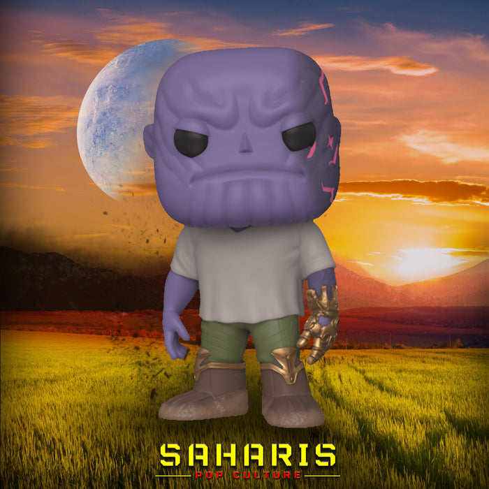 FUNKO POP MARVEL AVENGERS ENDGAME THANOS IN THE GARDEN 579
