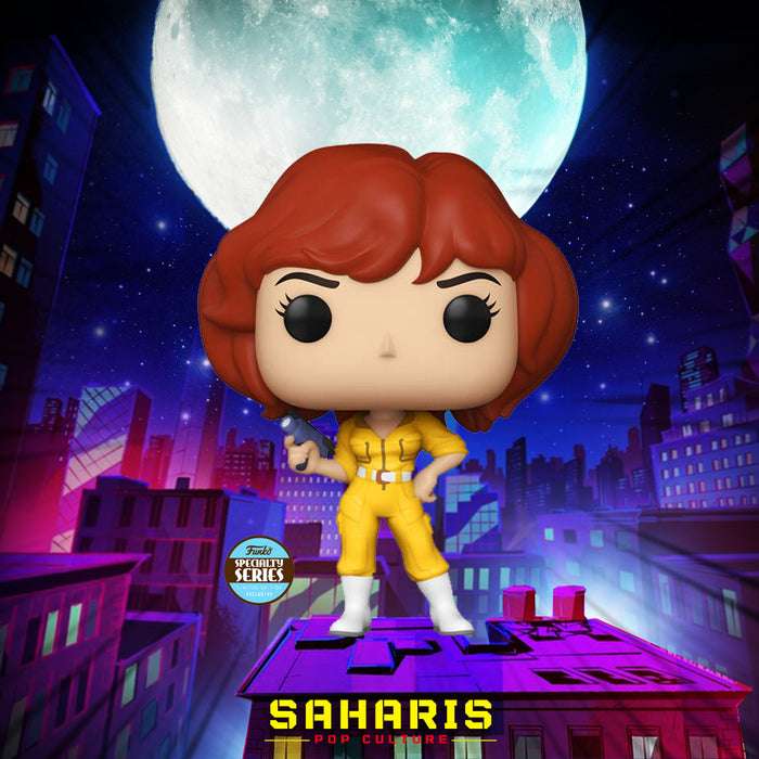 FUNKO POP ANIMATION TEENAGE MUTANT NINJA TURTLES APRIL O'NEIL 34 ¡PREVENTA!