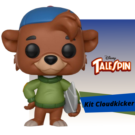 FUNKO POP DISNEY TALESPIN KIT CLOUDKICKER 442 - Saharis Pop Culture