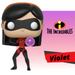 FUNKO POP DISNEY INCREDIBLES 2 VIOLET 365 - Saharis Pop Culture