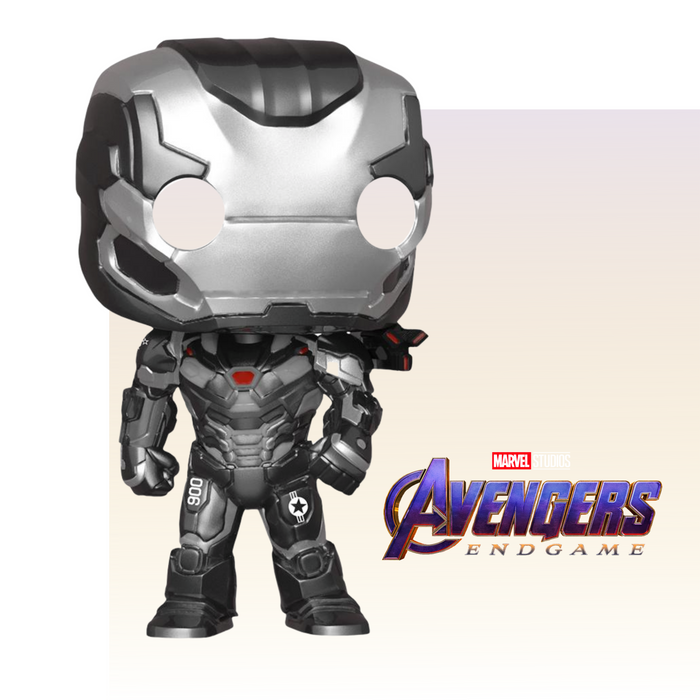 FUNKO POP MARVEL AVENGERS WAR MACHINE 458
