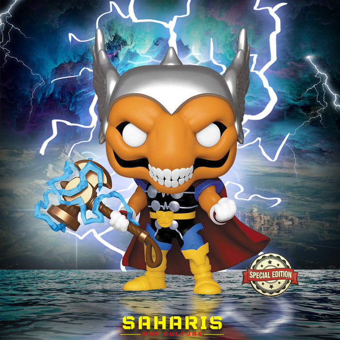 FUNKO POP MARVEL 80 YEARS BETA RAY BILL 582