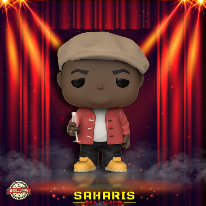 FUNKO POP ROCKS NOTORIOUS B.I.G. WITH CHAMPAGNE 153