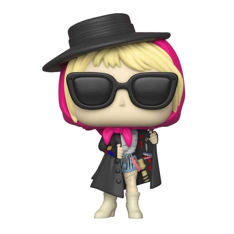 FUNKO POP DC HEROES BIRDS OF PREY HARLEY QUINN INCOGNITO 311