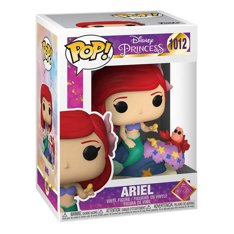 FUNKO POP DISNEY PRINCESS ARIEL 1012