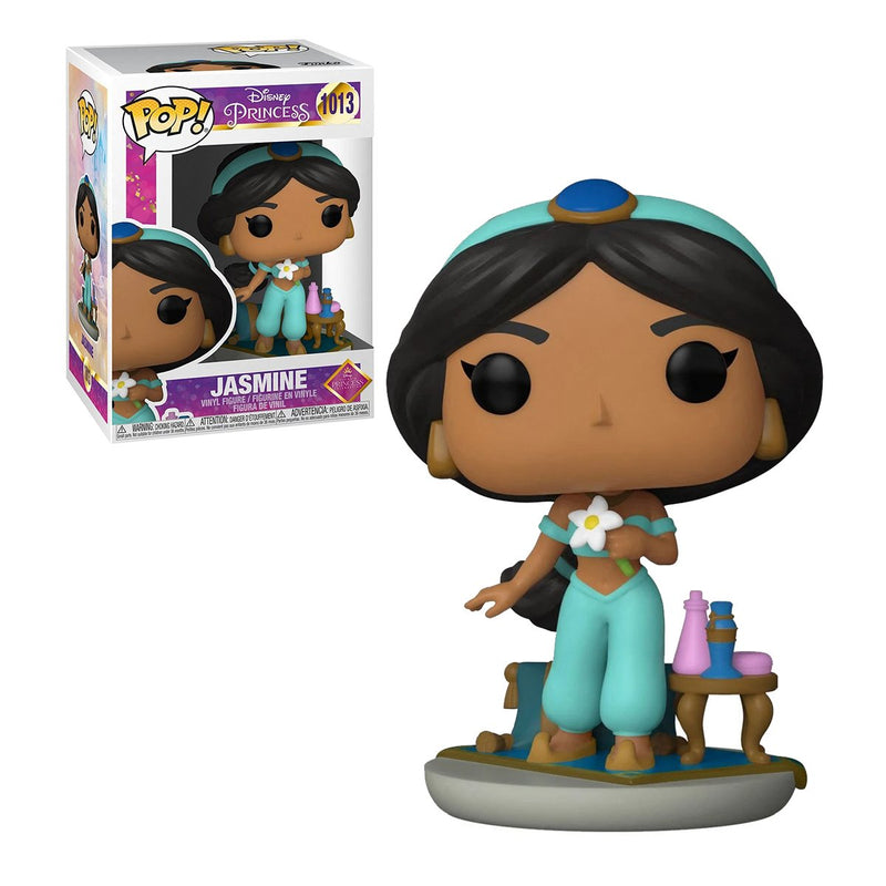 FUNKO POP DISNEY PRINCESS JASMINE 1013