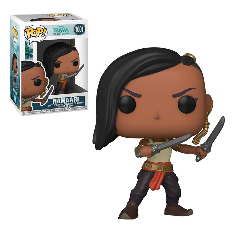 FUNKO POP DISNEY RAYA AND THE LAST DRAGON NAMAARI 1001