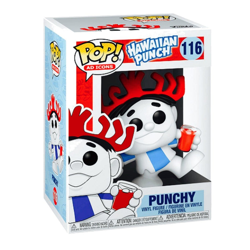 FUNKO POP ICONS HAWAIIN PUNCH PUNCHY 116