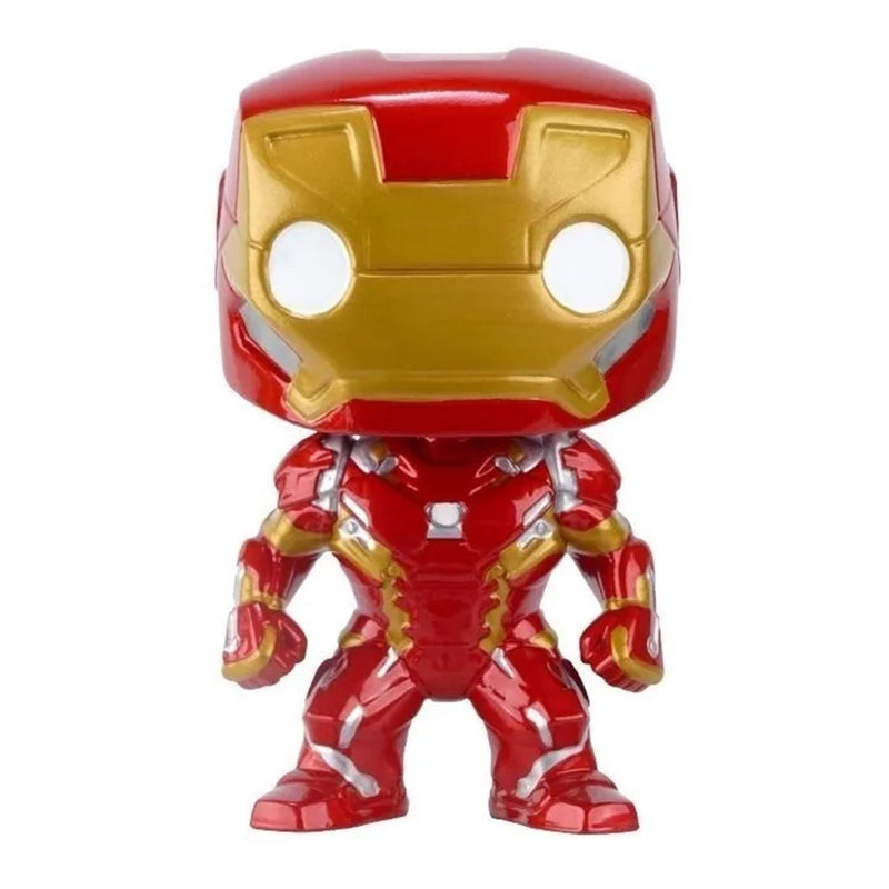 FUNKO POP MARVEL CIVIL WAR CAPTAIN AMERICA IRON MAN 126