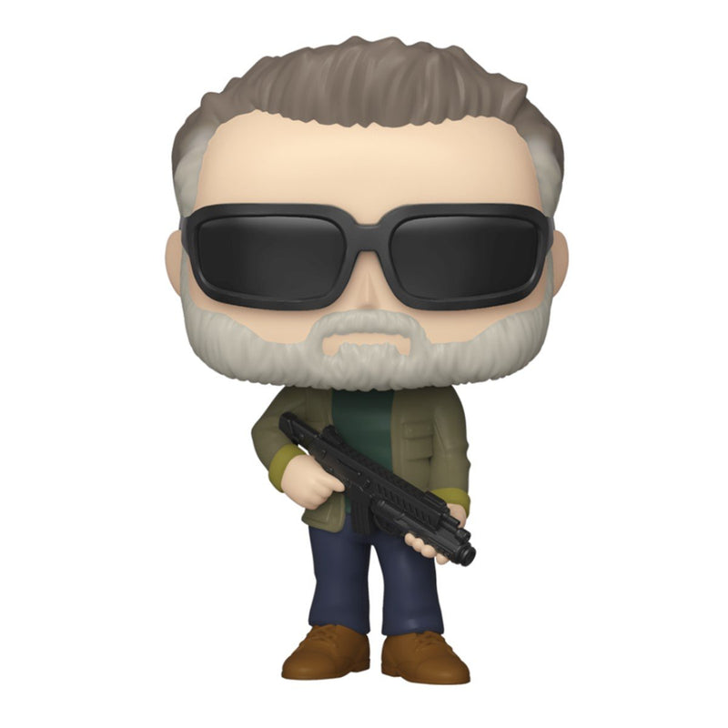 FUNKO POP MOVIES TERMINATOR DARK FATE T-800 819