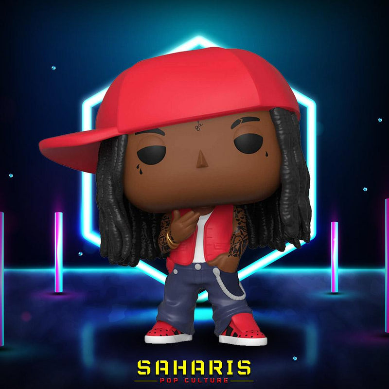 FUNKO POP ROCKS LIL WAYNE 86