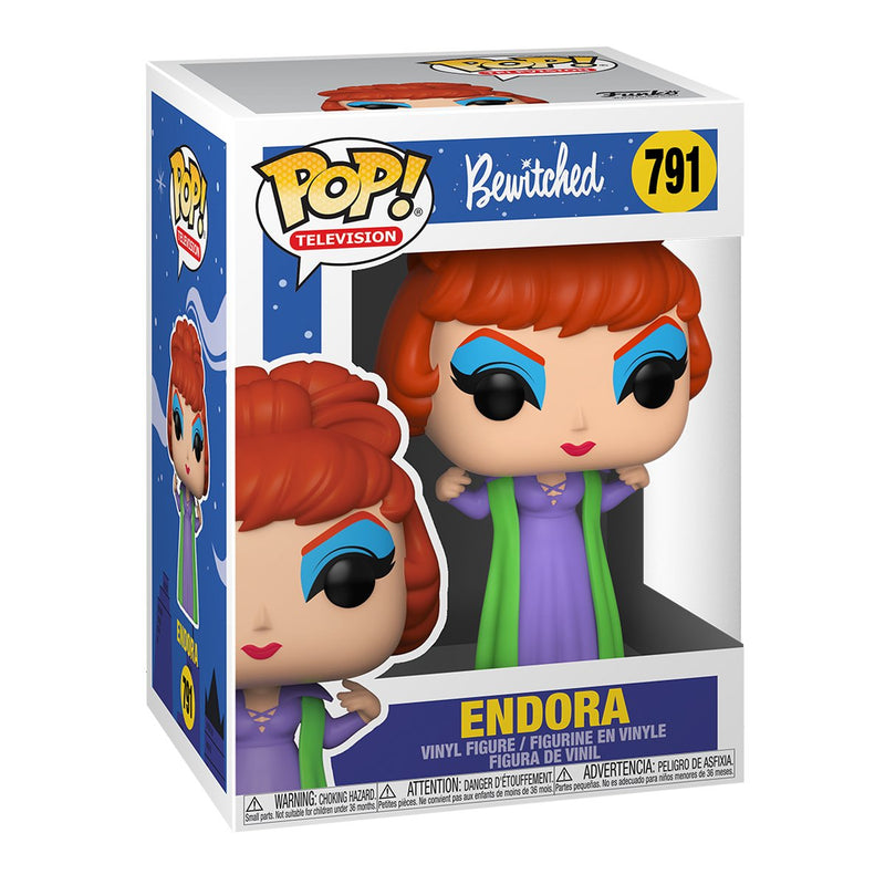 FUNKO POP TV BEWITCHED ENDORA 791