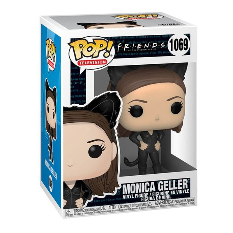 FUNKO POP TV FRIENDS MONICA GELLER 1069