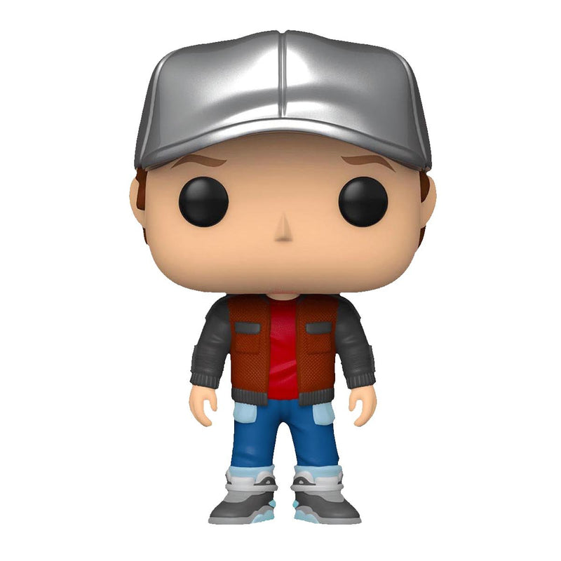 FUNKO POP MOVIES BACK TO THE FUTURE MARTY IN FUTURE OUTFIT 962
