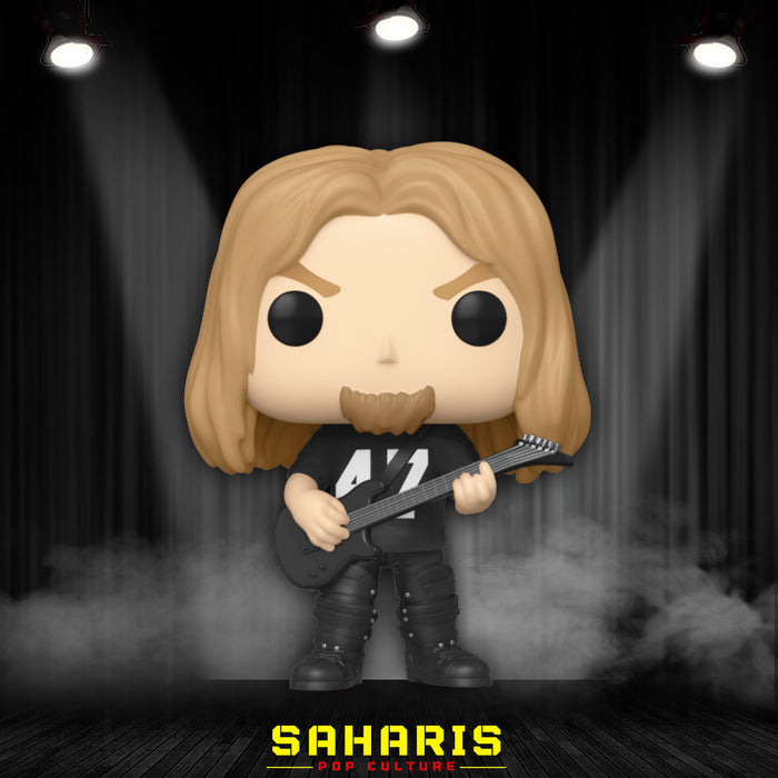 FUNKO POP ROCKS SLAYER JEFF HANNEMAN 155