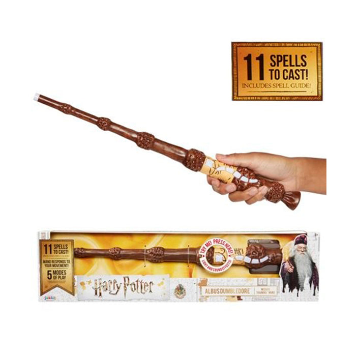JAKKS MOVIES HARRY POTTER PACIFIC DUMBLEDORE TRAINING WAND