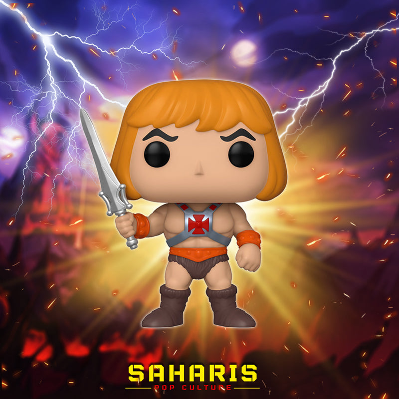 FUNKO POP TV MASTERS OF THE UNIVERSE HE-MAN 991