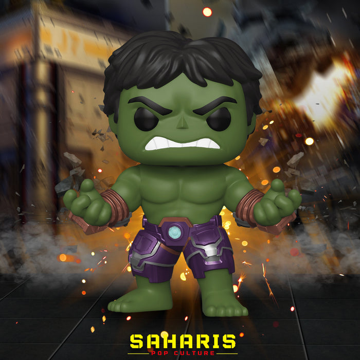FUNKO POP GAMES MARVEL AVENGERS HULK 629