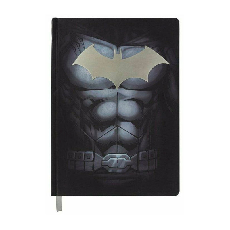 PALADONE DC BATMAN METAL NOTEBOOK