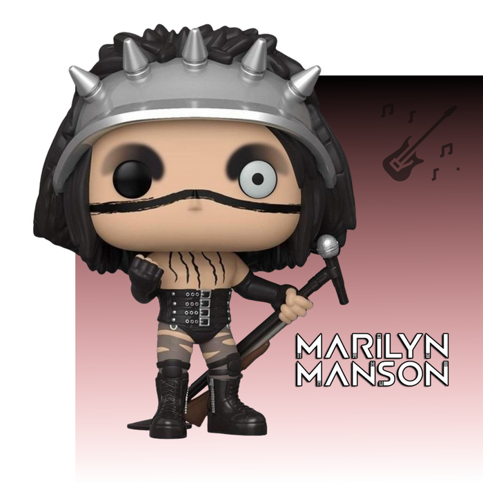 FUNKO POP ROCKS MARILYN MANSON 154