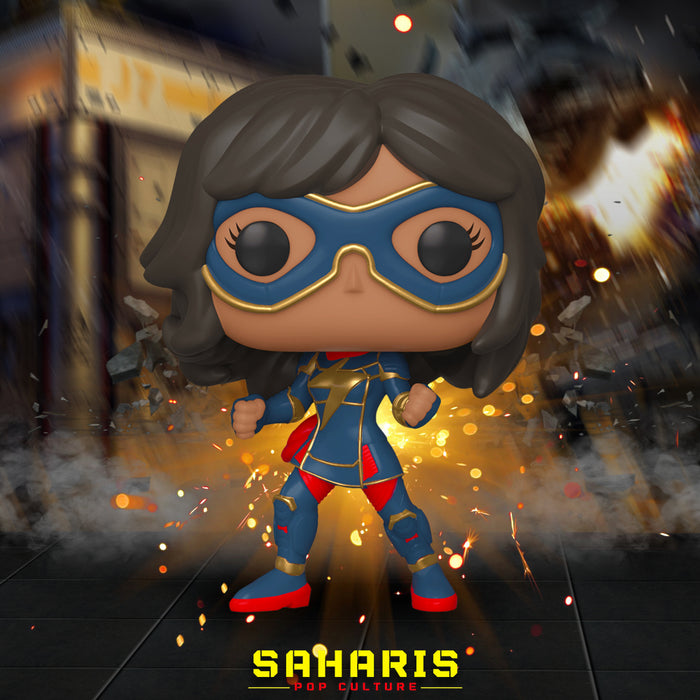 FUNKO POP GAMES MARVEL AVENGERS KAMALA KHAN 631