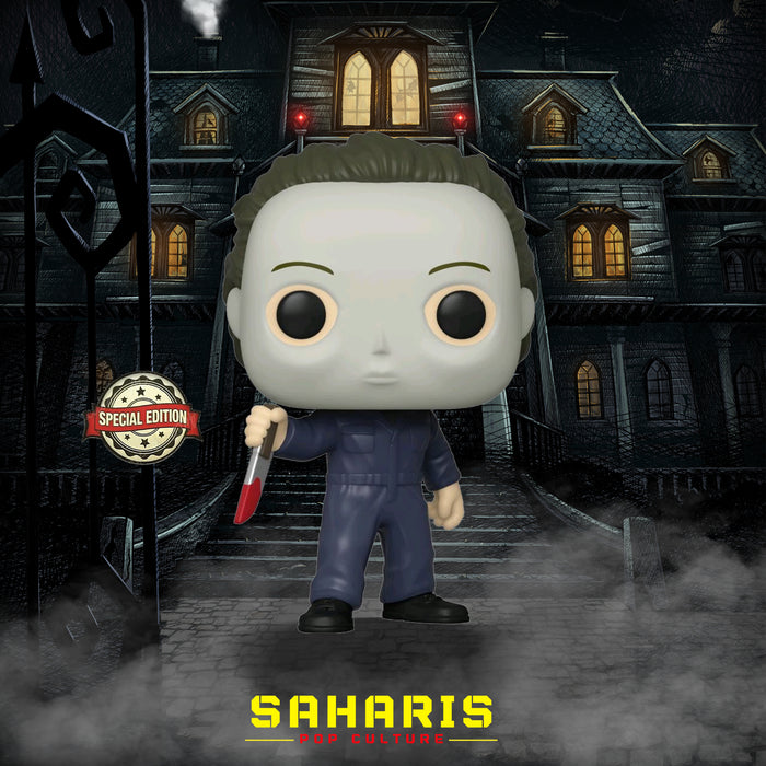 FUNKO POP MOVIES HALLOWEEN MICHAEL MYERS 831