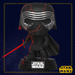 FUNKO POP MOVIES STAR WARS KYLO REN SUPREME LEADER 308 LIGHTS & SOUND - Saharis Pop Culture