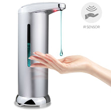 Load image into Gallery viewer, Alu Grove™ Stainless Steel Germ Free Automatic Touchless Soap Dispenser