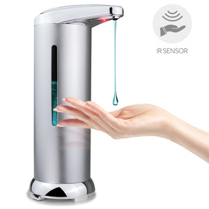 Alu Grove™ Stainless Steel Germ Free Automatic Touchless Soap Dispenser