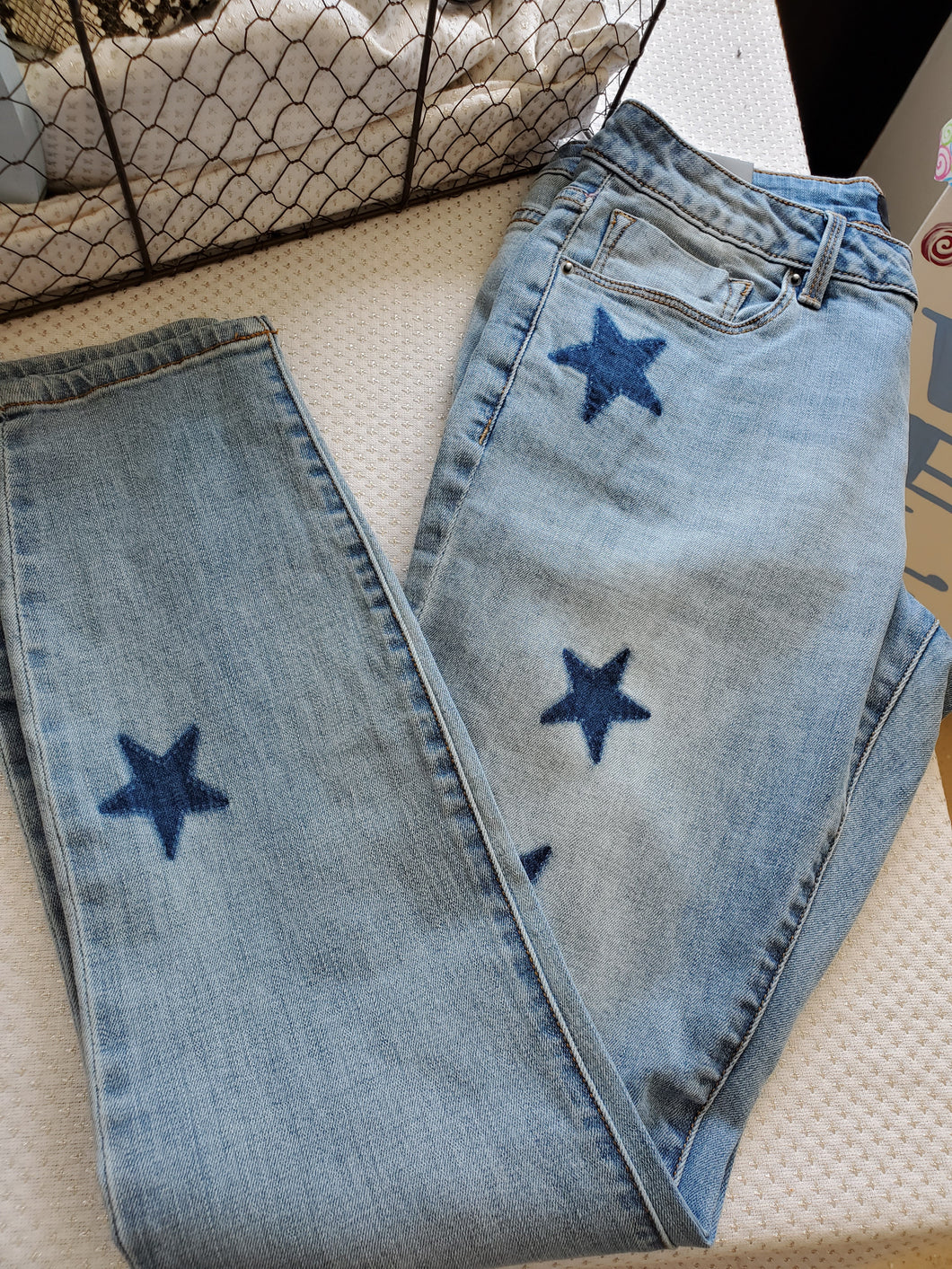Star Blue Jeans