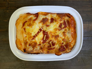 Pasta - Traditional Lasagna