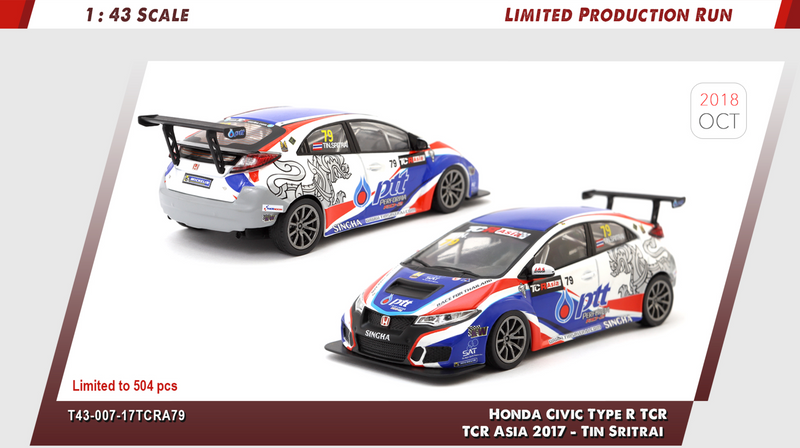 New Tarmac works 1:43 Pre-order