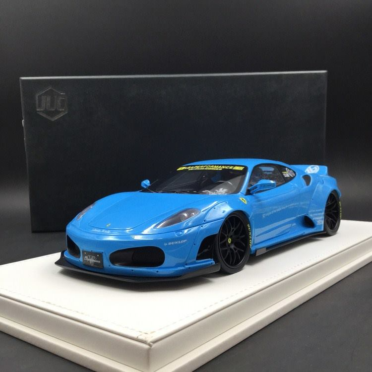 JUC 1:18 LB works F430 Pre-order now