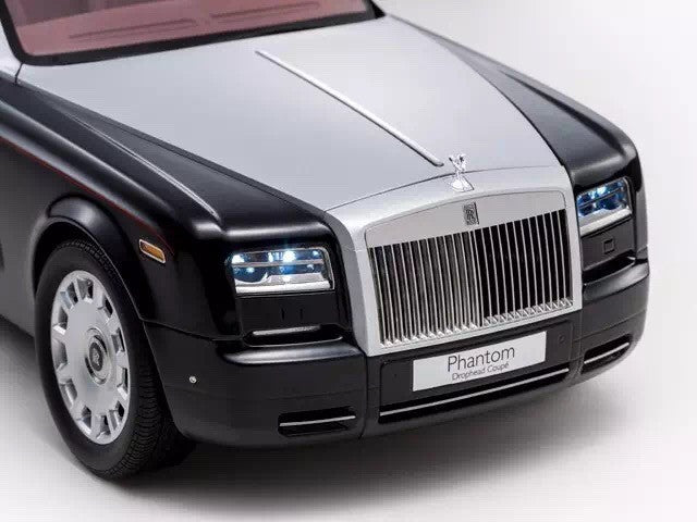 New arriving Rolls Royce Phantom Coupe 1:12 with LED light