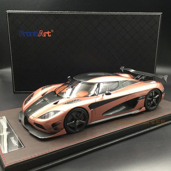 Video for Frontiart Koenigsegg Agera Rs