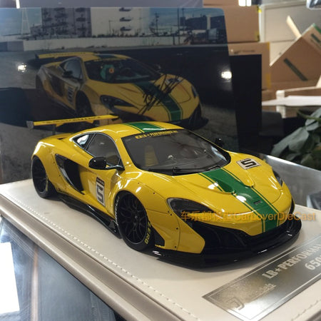 J's Model 650S LB works reviews by Robs Model Cars in Youtube