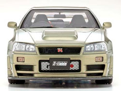 Kyosho new Pre-order item Nissan GT-R Z Tune