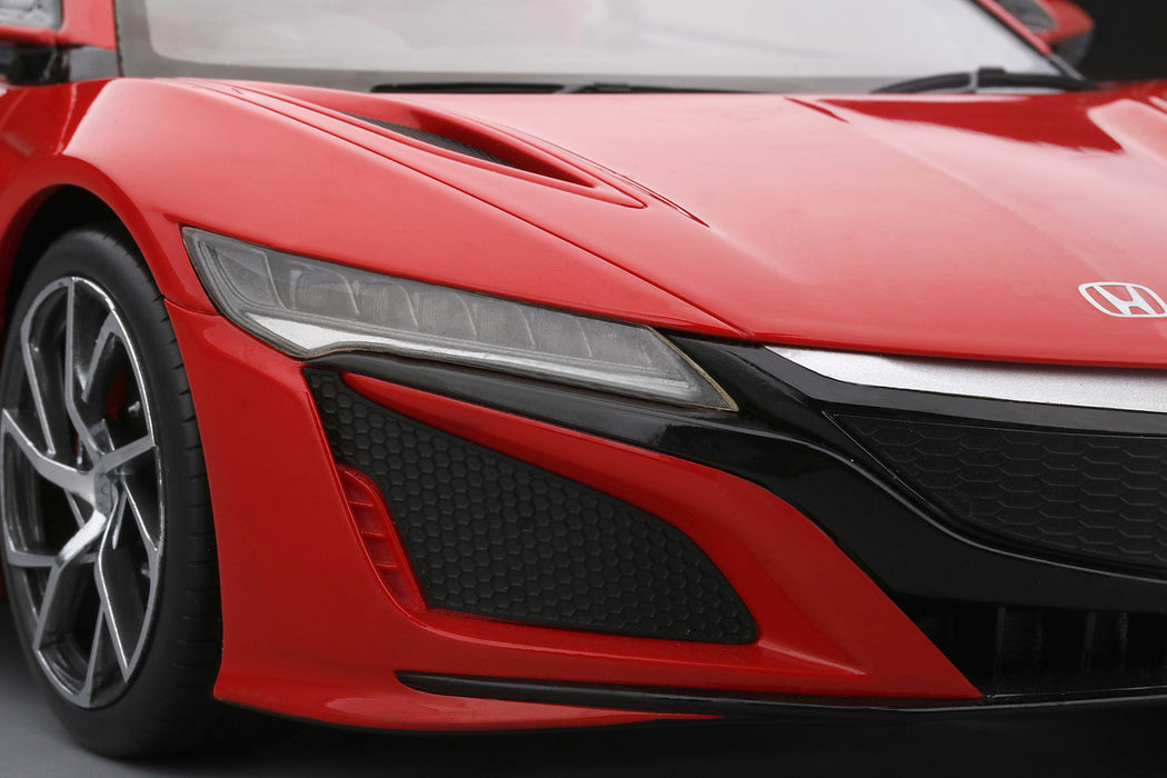 TSM-Model Honda NSX Resin Scale 1:12 (RHD) Curva Red Limited 300 pcs (TSM161212) coming on Oct 2017 pre-order now