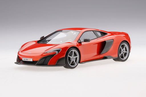 TopSpeed 1:18 McLaren 675LT  Delta Red resin model (TS0047) Limited 999 pcs available on Sep/Oct 2018 pre-order now