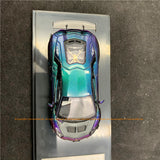LED Modify Volvo S60L Sedan Scale 1/18 By Volvo Original Dealer Edition
