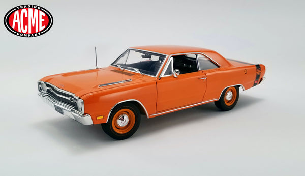 ACME 1:18 1969 Dodge Dart GTS 440  (A1806404) Diecast car model available on Sep 2020 pre-order now