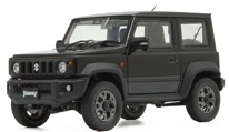 BM Creations 1:18 Suzuki Jimny Sierra - Bluish Black Pearl 3 limited 999 units (18B0007) available on October 15th 2020 Pre order now