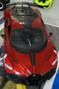 Bburage 1:18 Bugatti Divo (RED) (18-11045)Diecast car model  available on end of SEP 2020 Pre-order item